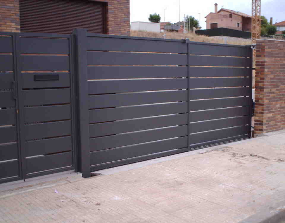 instalacion puertas corredera 2020 960x750 - Motor para Puerta Corredera