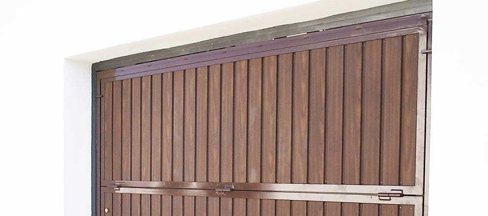 puerta basculante5 hori - Reparación Mantenimiento Puertas Garaje Basculantes Barcelona Valencia y Alicante