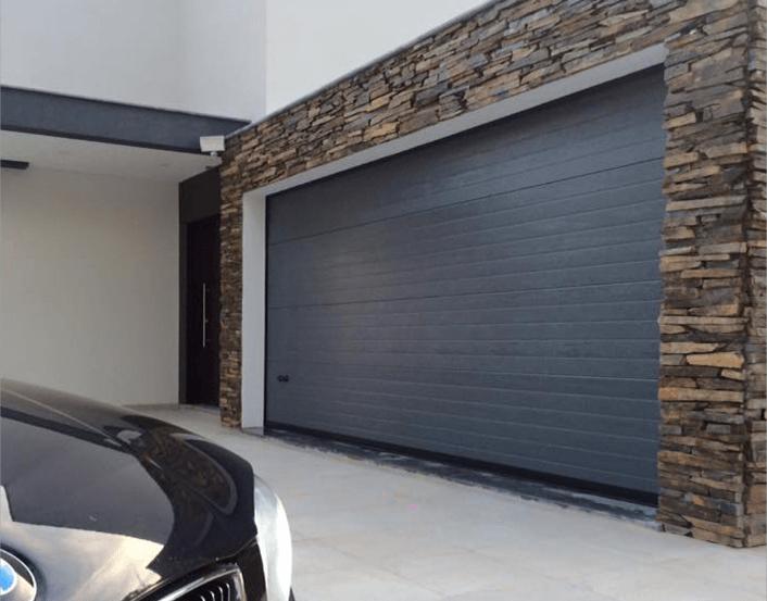 puerta seccional - Puertas de Garaje Automaticas