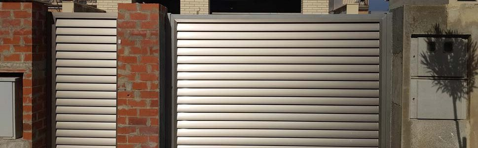 puertas correderas3 hori - Reparación Mantenimiento Puertas Garaje Correderas Barcelona Valencia y Alicante