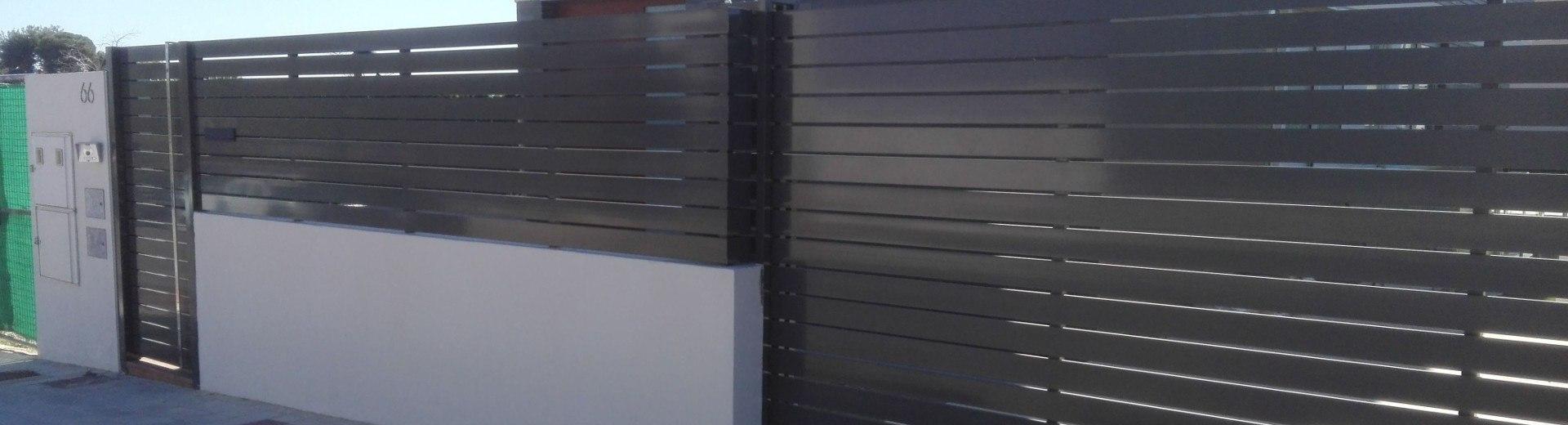 puertas correderas hori - Reparación Mantenimiento Puertas Garaje Correderas Barcelona Valencia y Alicante