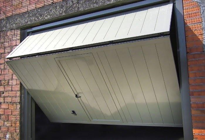 puerta basculante 2020 - Servicio técnico de reparación de puertas de garaje