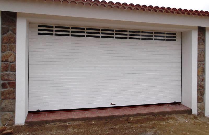 puerta garage enrollable 09 2020 - Instalación y reparación puerta de garaje enrollables en Barcelona, Valencia y Alicante